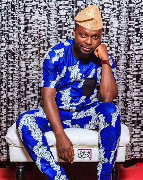 Kunle Afod Reveals his First Child Many People Do Not Know.dailyfamily.ng