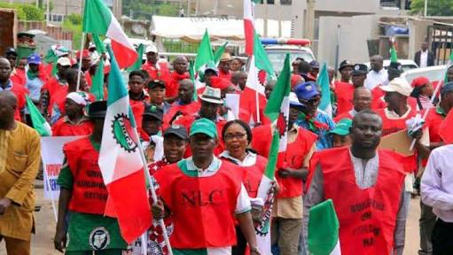 30,000 Minimum Wage: Organised Labour Holds Mass Protest Today.dailyfamily.ng