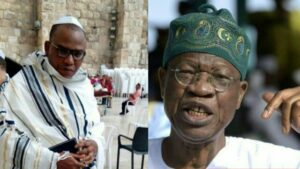 Nigerians React to Lai Mohammed's Threat to Israel