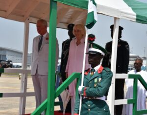 Prince Charles Arrives Nigeria With His Wife.dailyfamily.ng