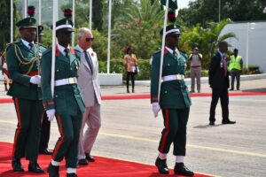 Prince Charles Arrives Nigeria With His Wife3.dailyfamily.ng