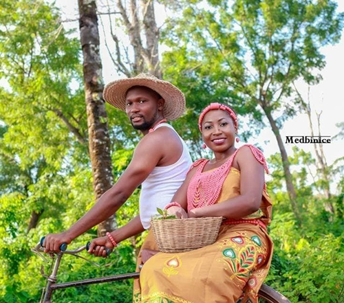 This Village Themed Pre-Wedding Shoot Will Make Your Day.dailyfamily.ng