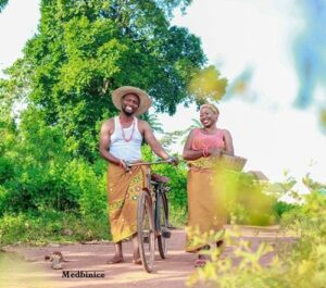 This Village Themed Pre-Wedding Shoot Will Make Your Day2.dailyfamily.ng