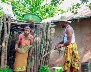 This Village Themed Pre-Wedding Shoot Will Make Your Day3.dailyfamily.ng
