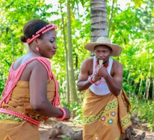 This Village Themed Pre-Wedding Shoot Will Make Your Day4.dailyfamily.ng