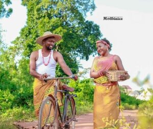 This Village Themed Pre-Wedding Shoot Will Make Your Day5.dailyfamily.ng