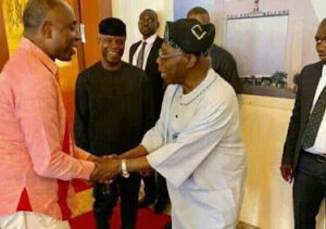Obasanjo Demands an Apology from AIT Over Unverified Meeting With Osinbajo