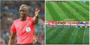 Ref. Gassama Apologizes To Nigeria For Mistakes In Saturday Match