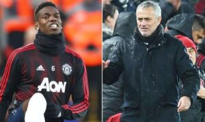 Exposed: How Paul Pogba 'Celebrated' After Mourinho Got Sacked (Video)