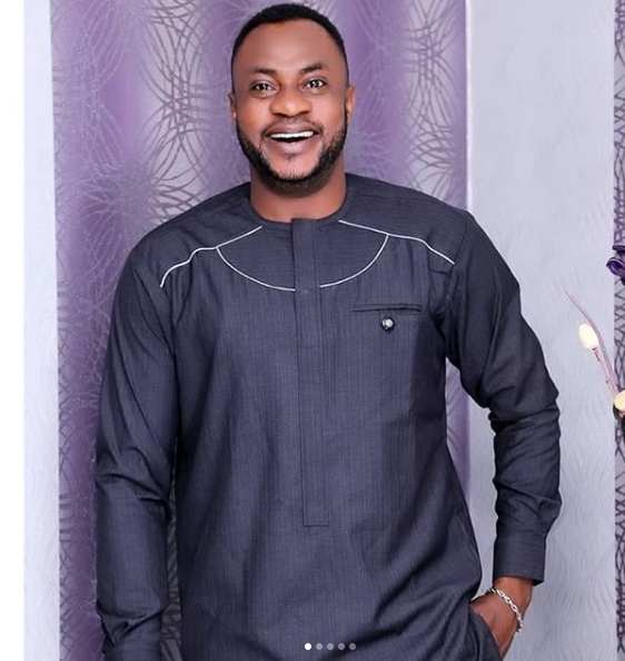 See How Odunlade Adekola and His Wife Celebrated His Birthday Today.dailyfamily.ng