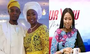 Husband of TVC presenter Places curses on a Reverend Over His Wife's Statement about Him