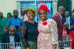 Pastor (Mrs) Yomi Adewale & Evang. Shola Oyetunde