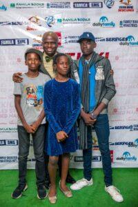 Pastor Bisi Adewale & Children #LekkiSingles&MarriedConference2019