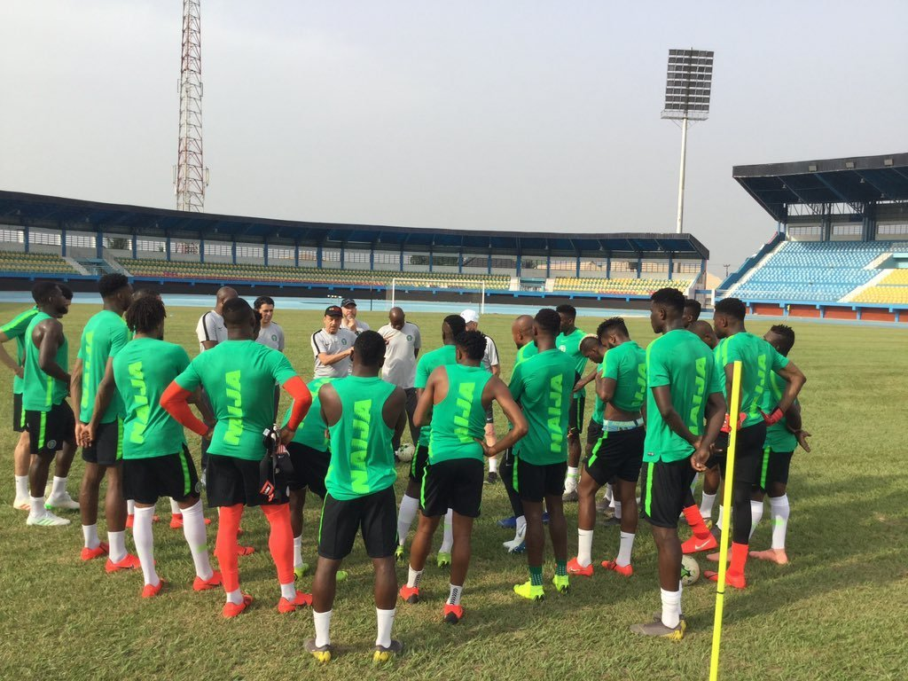 BREAKING:Super Eagles Goes On Strike In Egypt-dailyfamily.ng