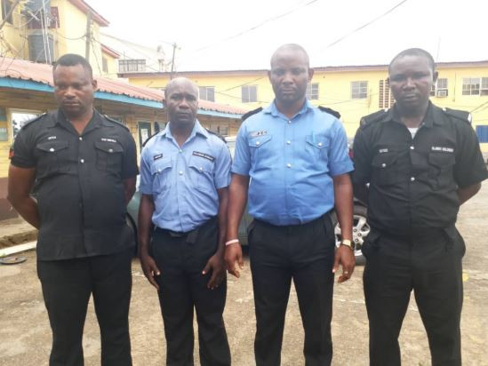 Police Arrest Officers Over Illegal Killing Of Suspects (Photo+Video)-dailyfamily.ng