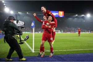 Exciting Livescore FootballResults Of English Premier League Matches-DAILYFAMILY.NG