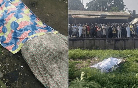 Lagos Flood: Body Of 17-Year-Old Girl After Heavy Downpour-dailyfamily.ng