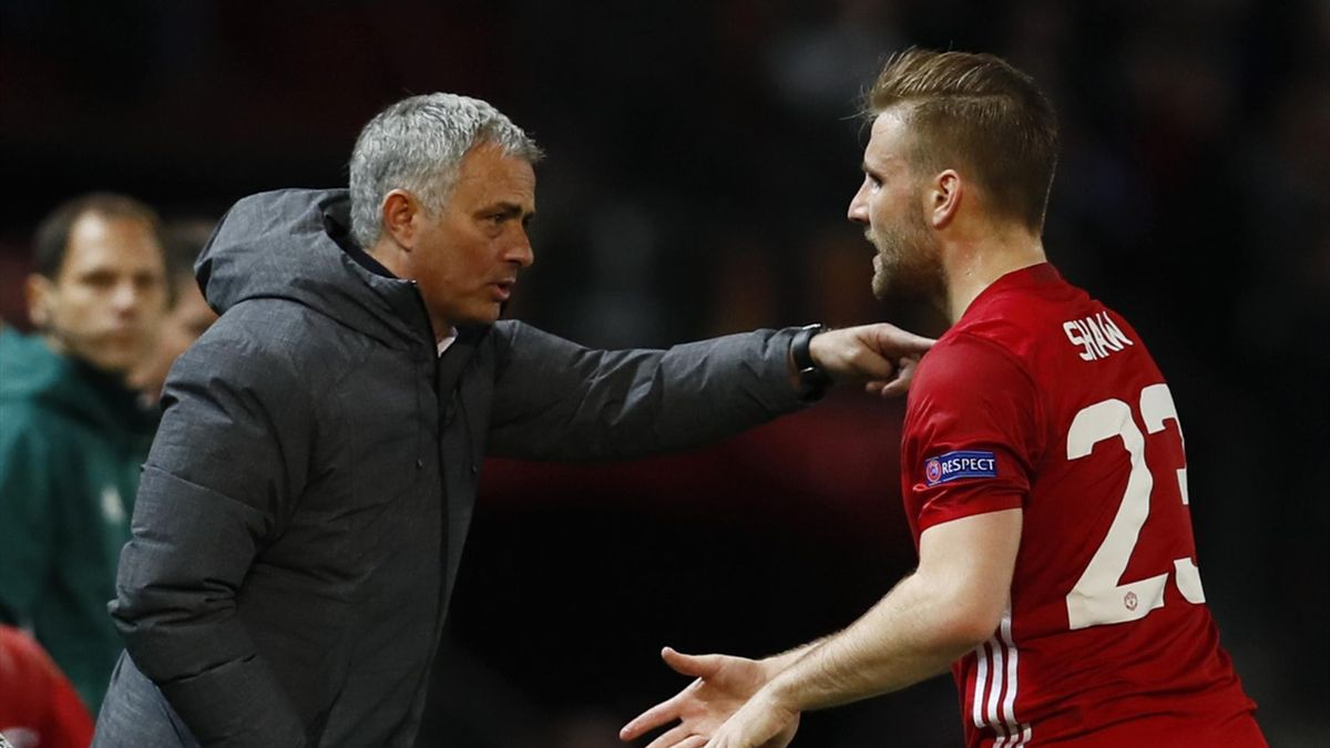 'He's obsessed with me' - Luke Shaw slams Mourinho over his constant criticism