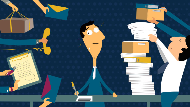 Workplace Pressure - Effects of Workplace pressure and How to deal with the situation