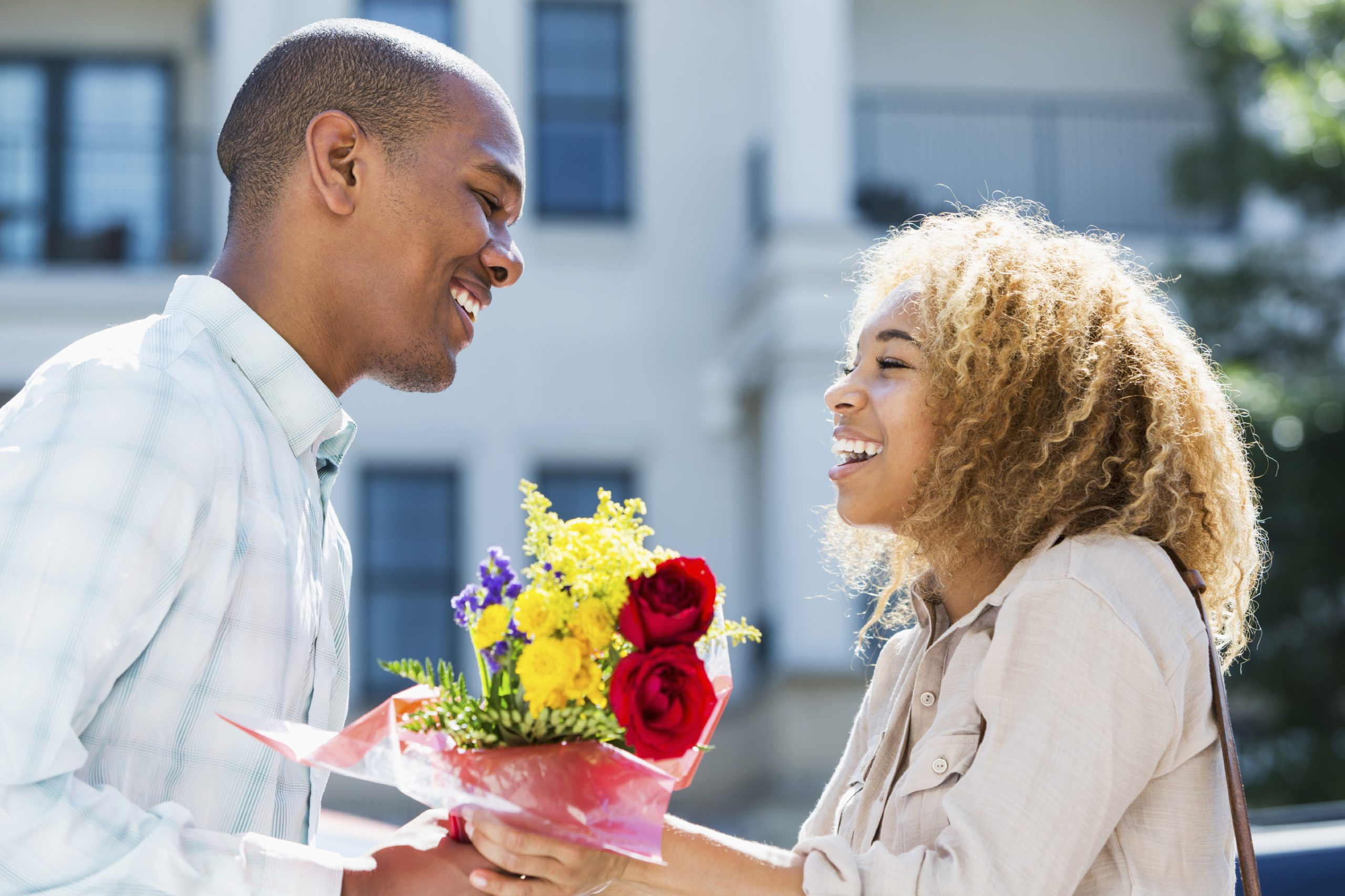 Pure courtship