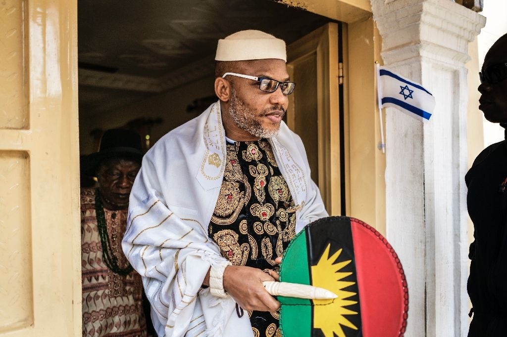 N100m bounty on Nnamdi Kanu by 75 Northern groups place