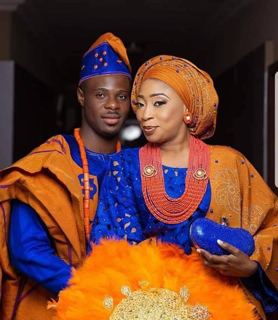 marrying a yoruba man