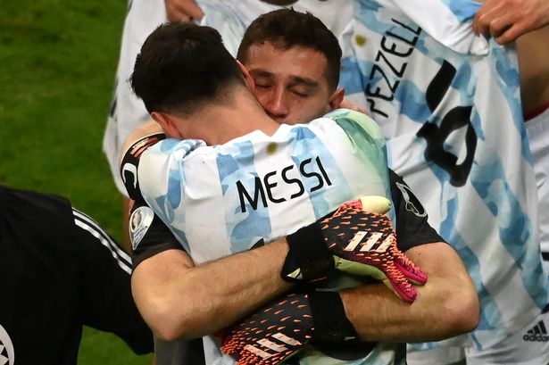 Messi on Martinez after penalty masterclass: He is a phenomenon