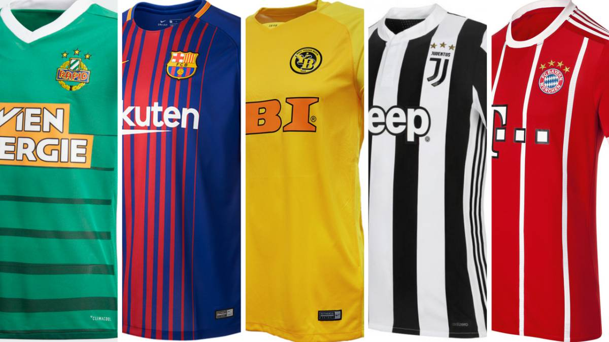 Top 10 Most Valuable Football Kits In the World